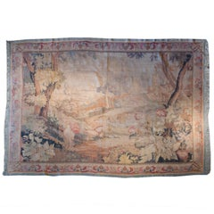 19th Century French Aubusson Carpet