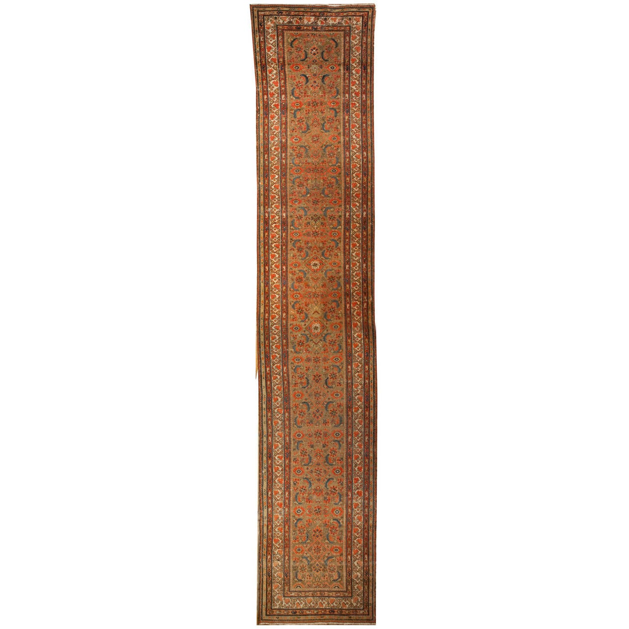 Early 20th Century Malayer Runner At 1stdibs