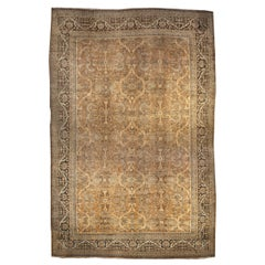 Early 20th Century Mahal Sultanabad Rug