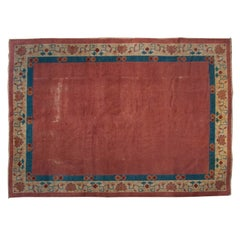 19th Century Chinese Peking Carpet, 7'x 8'8""