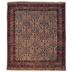 19th Century Afshar Rug