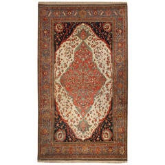 Early 20th Century Persian Baluch Rug At 1stdibs
