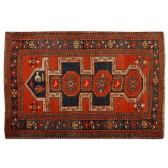 "Late 19th Century Kazak ""Wedding"" Rug"