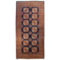 Early 20th Century Samarkand Rug