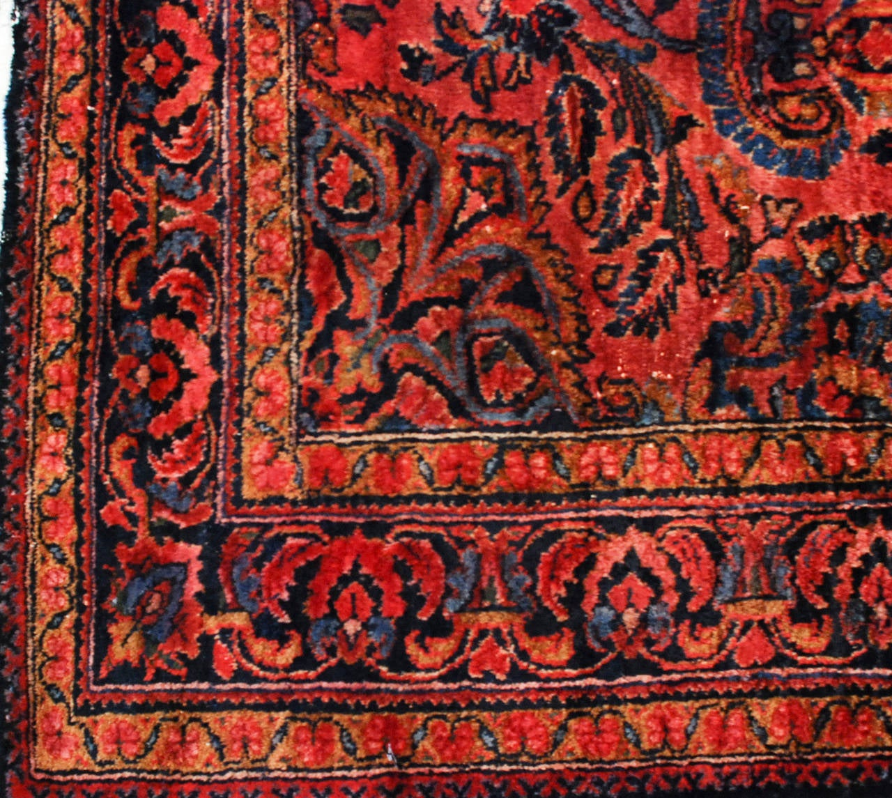 Early 20th Century Lilihan Rug At 1stdibs