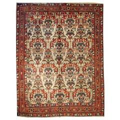 Early 20th Century Afshar Rug