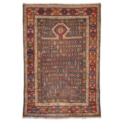 19th Century Kuba Prayer Carpet