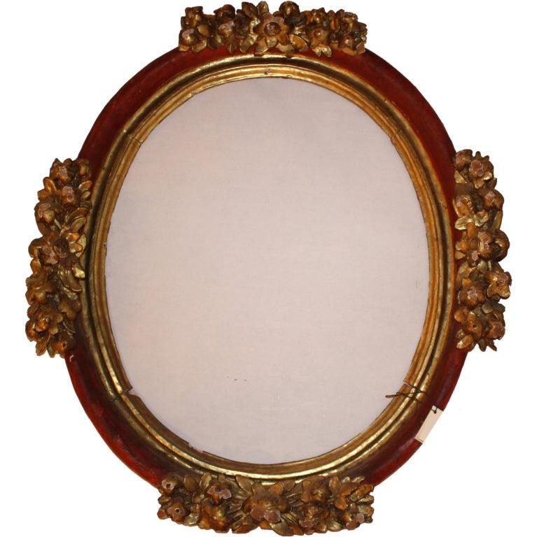 Gold Gilt Oval Frame At 1stdibs