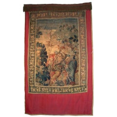 17 century , probably Flemish tapestry