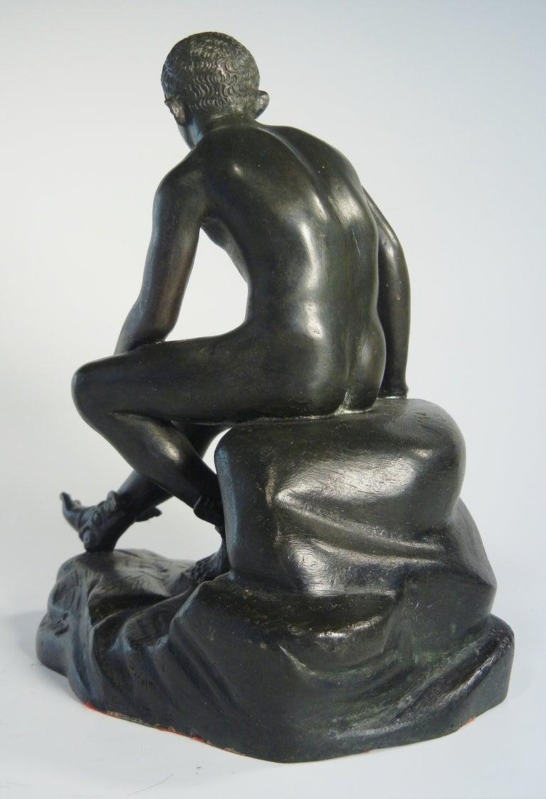 Italian Grand Tour Souvenir Table-Top Bronze