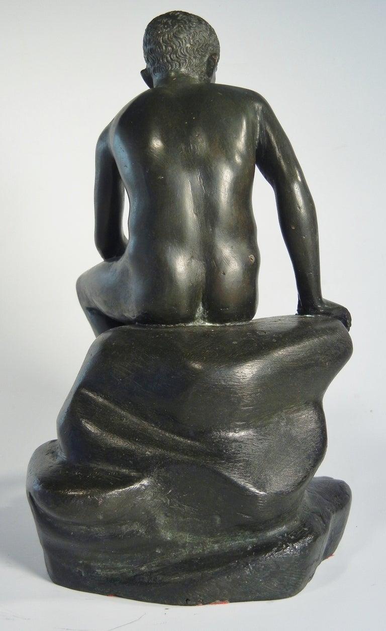Cast Grand Tour Souvenir Table-Top Bronze