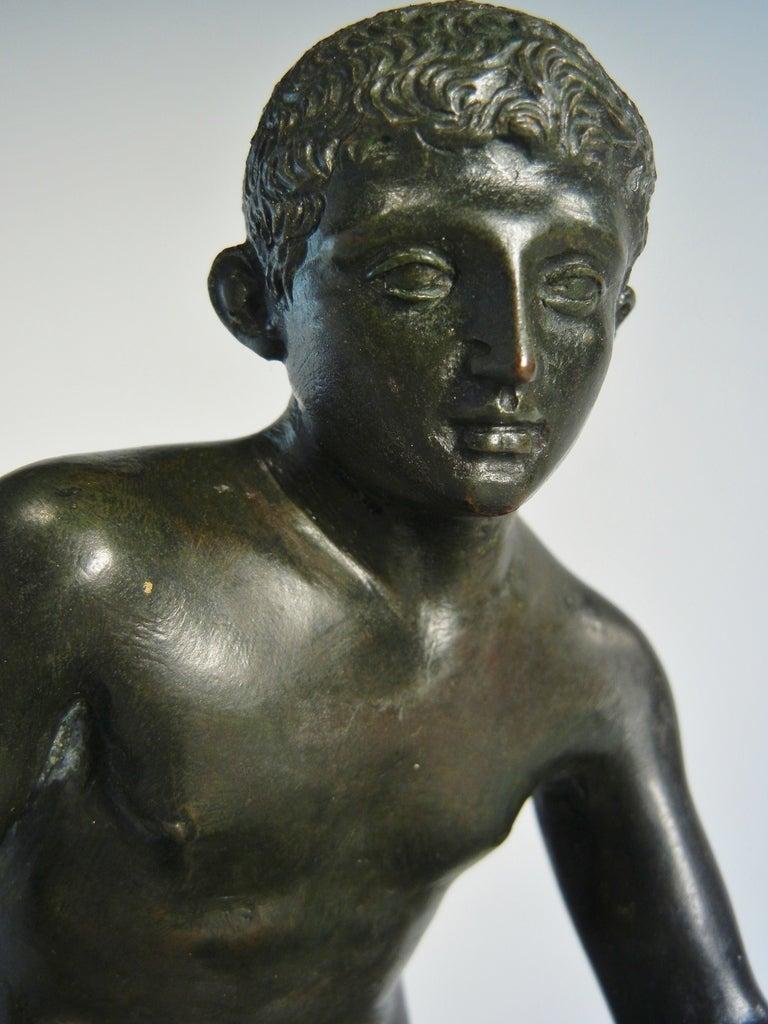 Grand Tour Souvenir Table-Top Bronze
