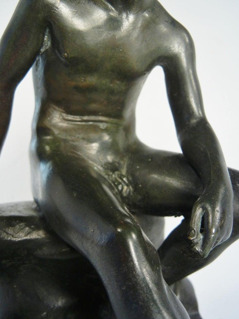 19th Century Grand Tour Souvenir Table-Top Bronze