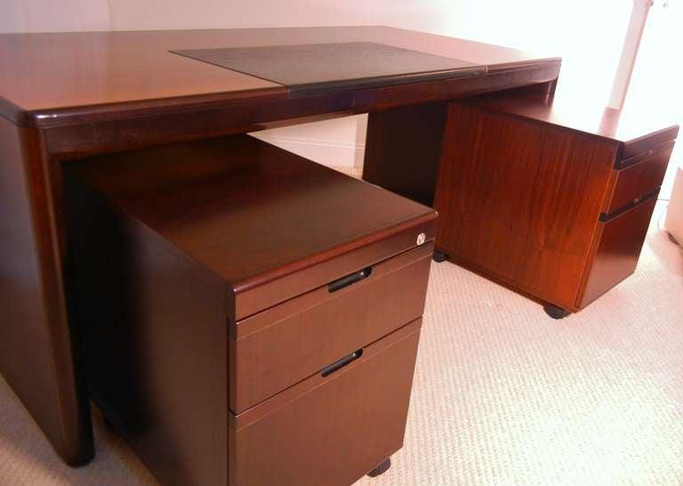 Roberto danesi mux collection executive desk for frezza - Mobili danesi vintage ...