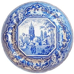 Christ Church, Oxford University Plate, Staffordshire, 1820-1835