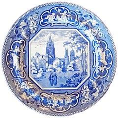 Christ Church College, Oxford University Plate, Historical Staffordshire, C.1820