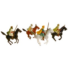 """Arabs on Horses"", Britains Ltd. Set #164"