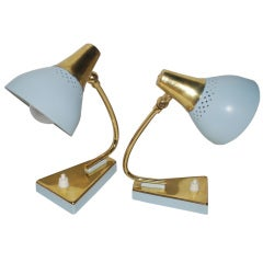 Stilnovo Style Desk/Bedside Lamps/Sconces