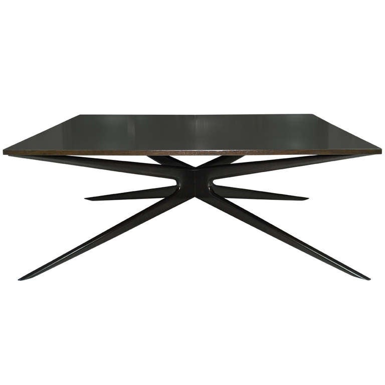 Https Www 1stdibs Com Furniture Tables Coffee Tables Cocktail Tables 48 Square Coffee Cocktail Table After V Kagan Id F 1066246