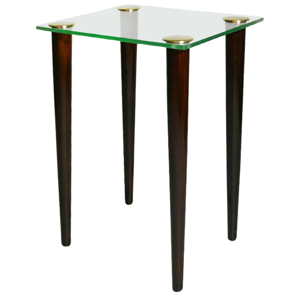 Gilbert rohde for herman miller occasional table at 1stdibs for Occasional table manufacturers