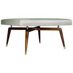 Floating Ottoman / Bench After Gio Ponti