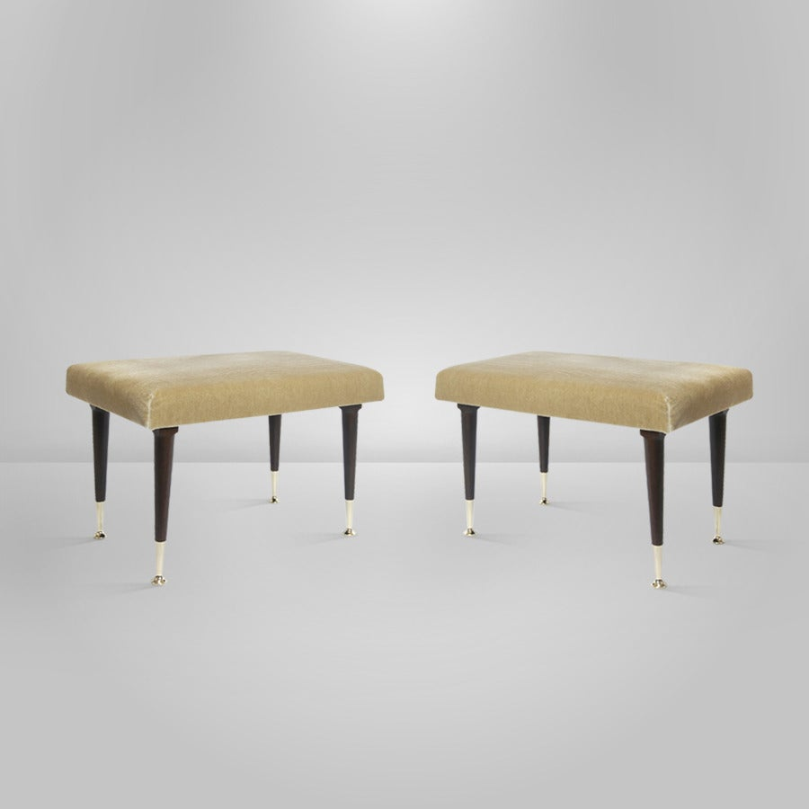 Modernist Stools by Edmond J. Spence 6