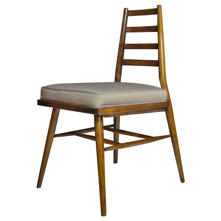 Architectural Desk Chair by Paul McCobb