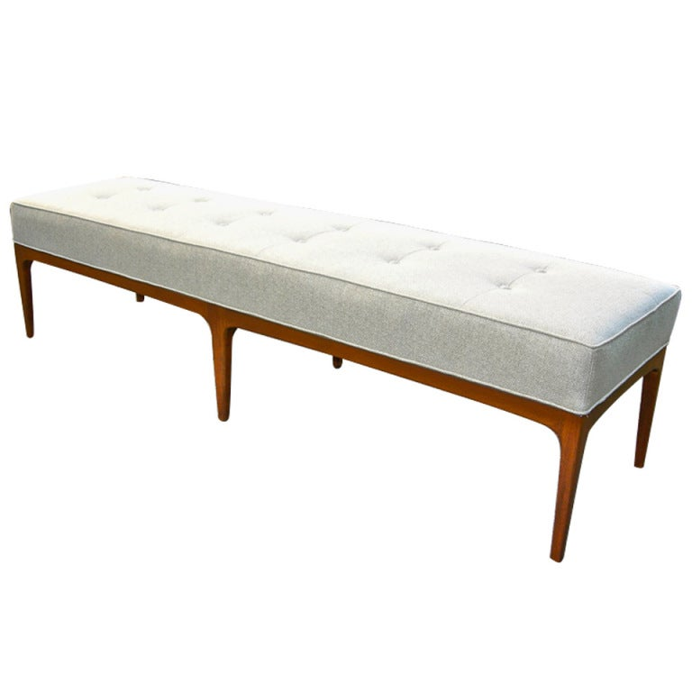 Modern Bench Seating ~ Quot modern bench after paul mccobb at stdibs