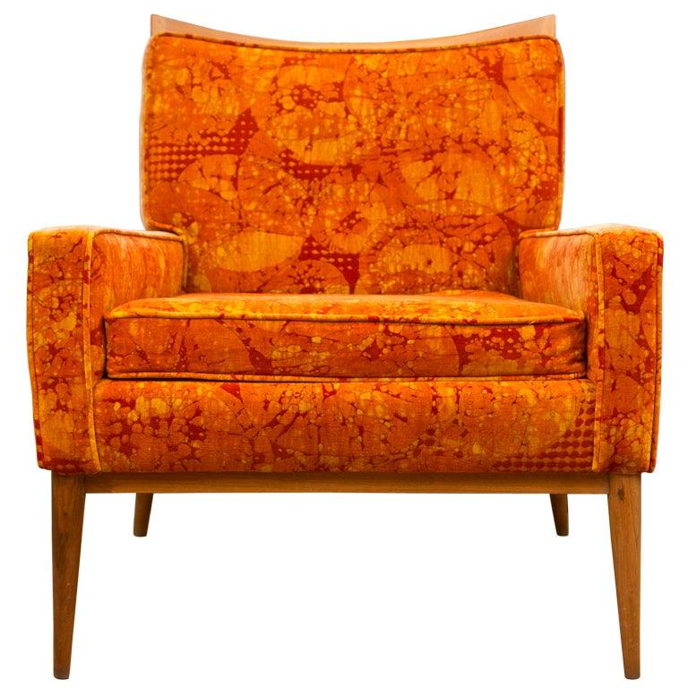 XXX Midcentury armchair woodframe