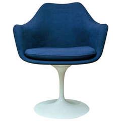 Vintage Eero Saarinen Tulip Swivel Chair