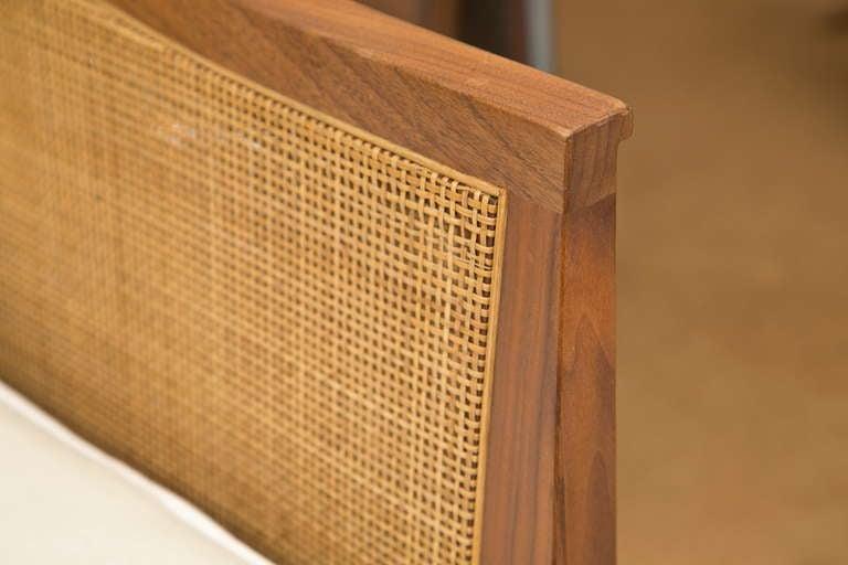 Vintage Flexform Cane Chair 7