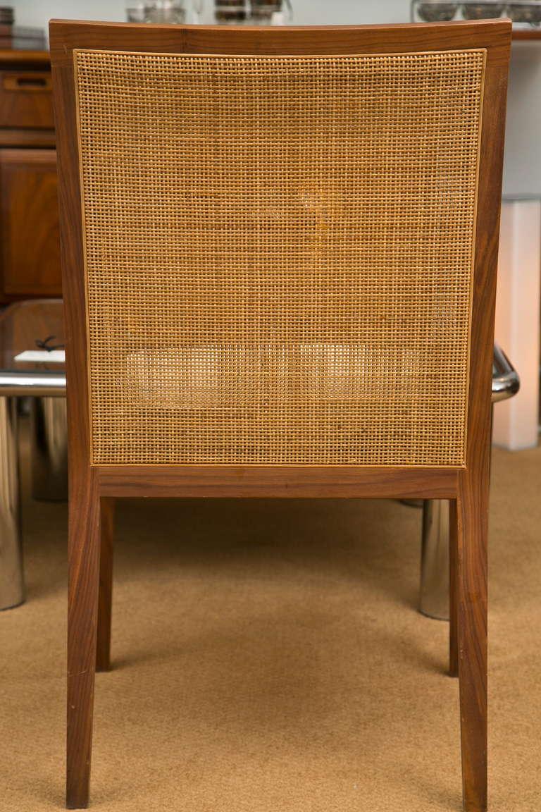 Vintage Flexform Cane Chair 6