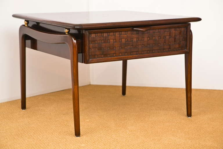 1960 S Lane Table Pair At 1stdibs