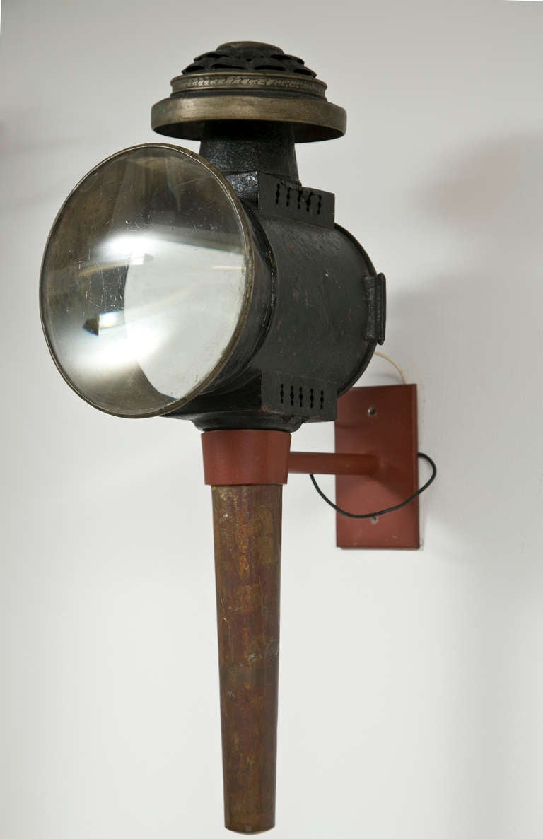 Vintage Carriage Lamps 19th Century Pair At 1stdibs