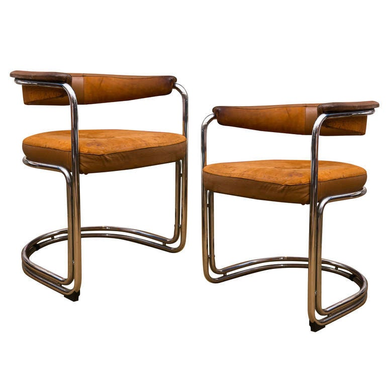 Thonet style 1960s chair set at 1stdibs for Sixties style chairs