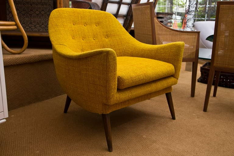 1960s Danish Club Chair L Jpg