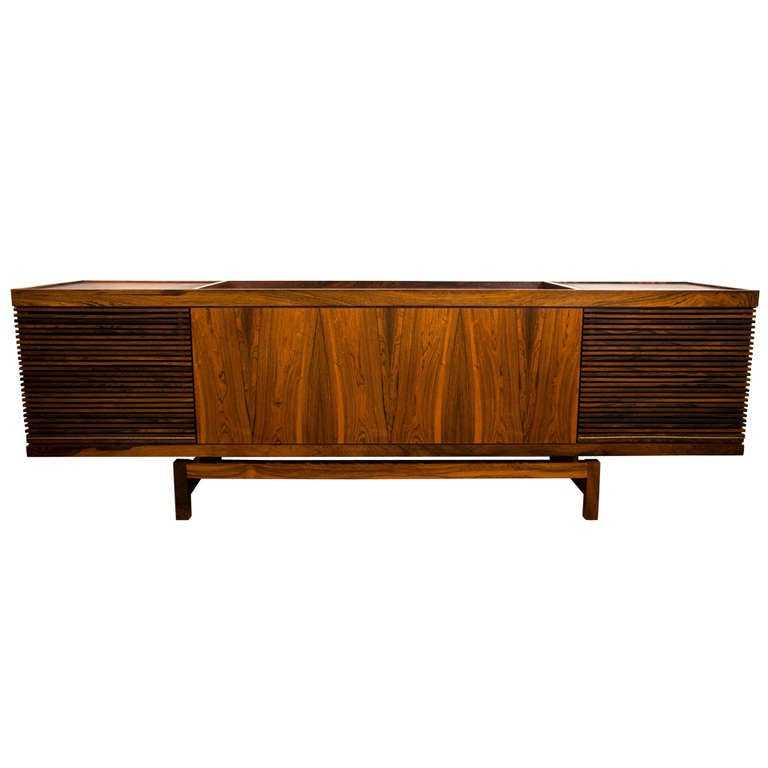Vintage 1960 s Stereo Cabinet at 1stdibs