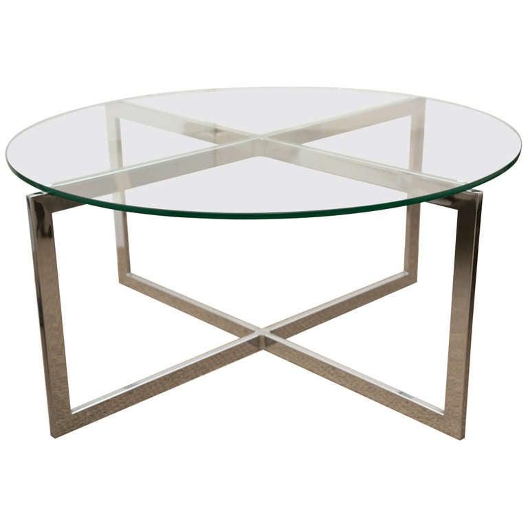 Milo Baughman Style 1960 39 S Coffee Table At 1stdibs