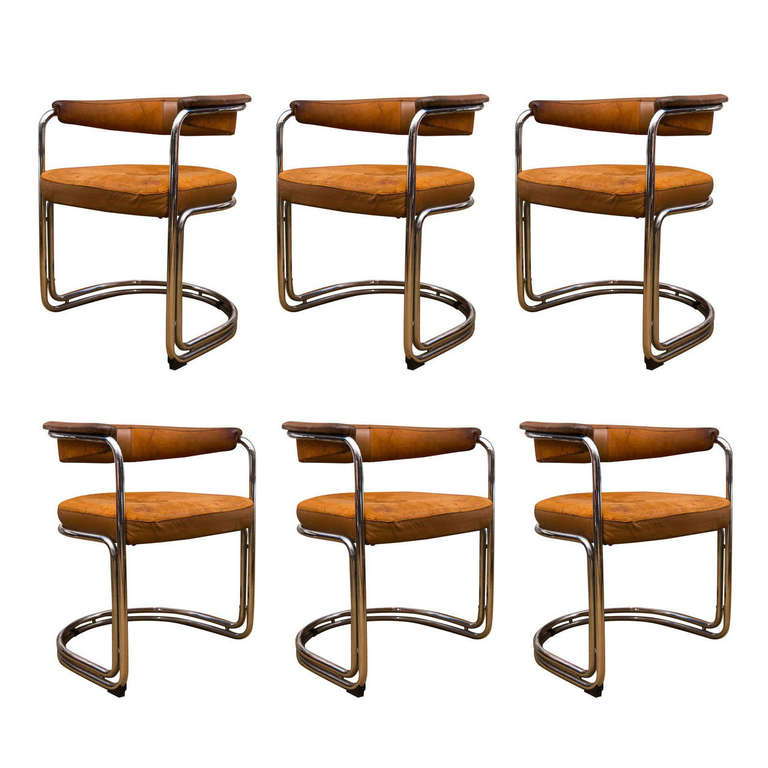 1960s Style Furniture thonet style 1960s chair set at 1stdibs