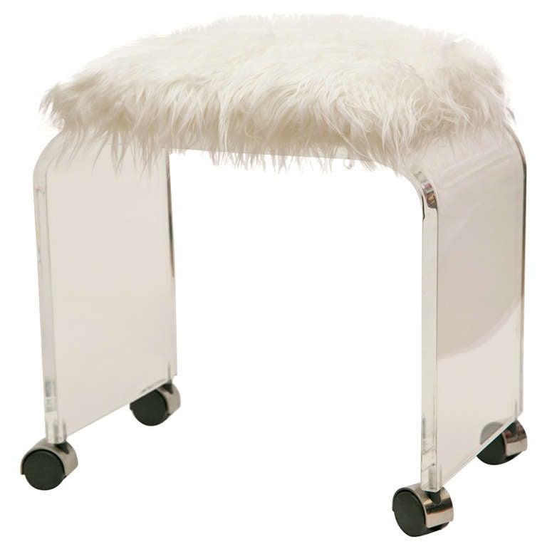 889359 - Acrylic vanity chair ...