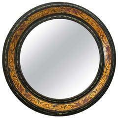 Oversize Convex Mirror by Rhett Judice