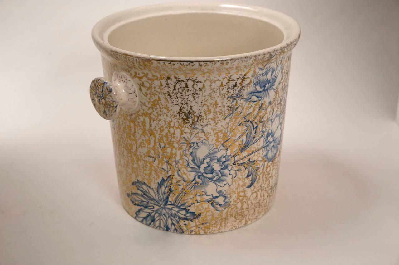 Royal Doulton Antique Slop Pail As Wine Cooler At 1stdibs
