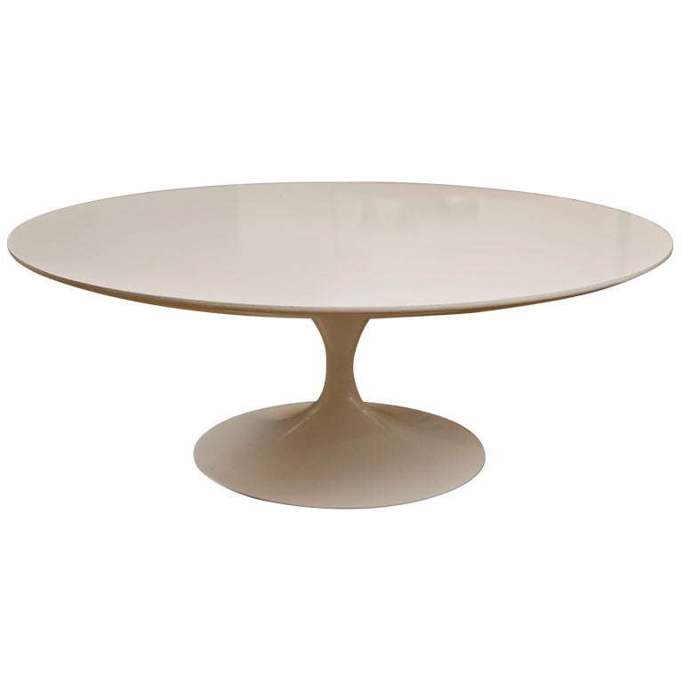 Eero Saarinen Cocktail Table By Knoll At 1stdibs