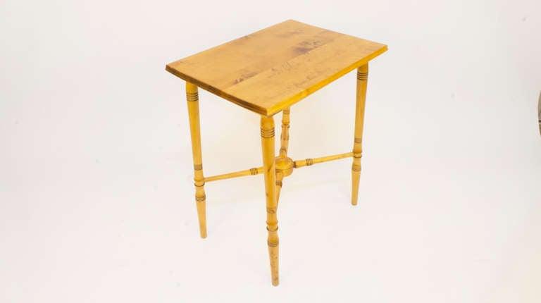 Swedish Renaissance Revival Breakfast Table For Sale