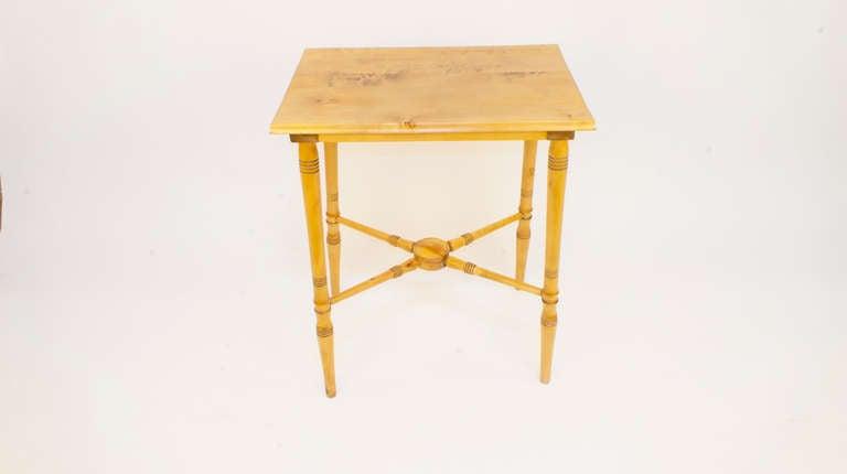 19th Century Renaissance Revival Breakfast Table For Sale