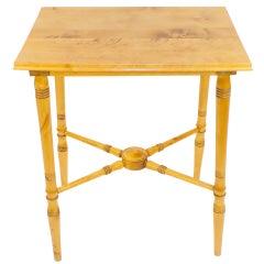 Renaissance Revival Breakfast Table