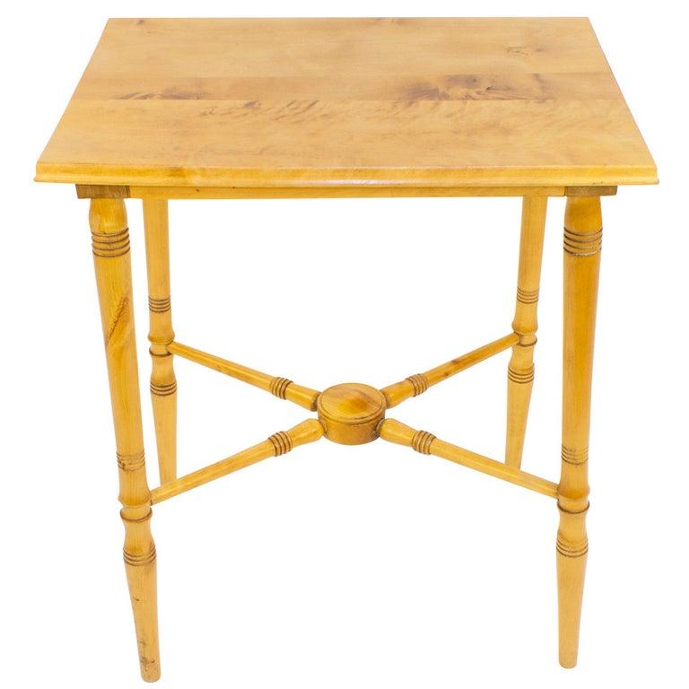 Renaissance Revival Breakfast Table For Sale