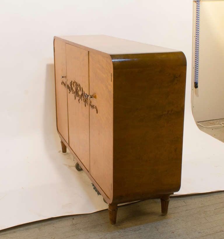 Swedish art deco sideboard for sale at 1stdibs - Deko sideboard ...