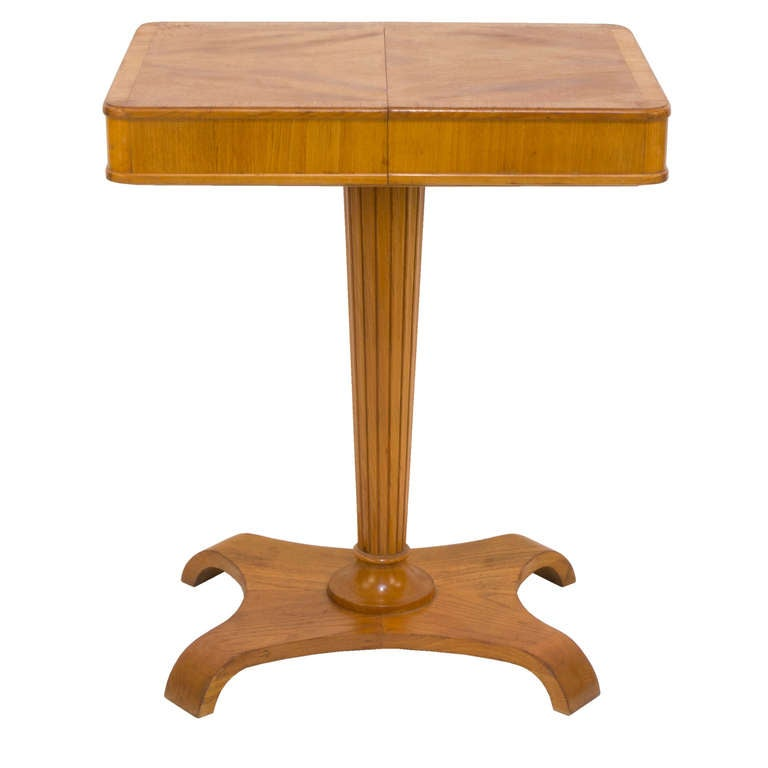 Art Deco Occasional Table For Sale