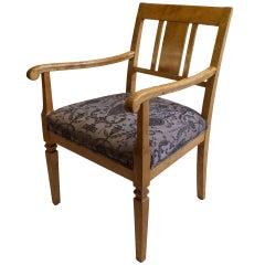 Gentleman's Biedermeier Desk Chair
